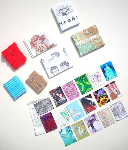 SchickSister Trading Card editions